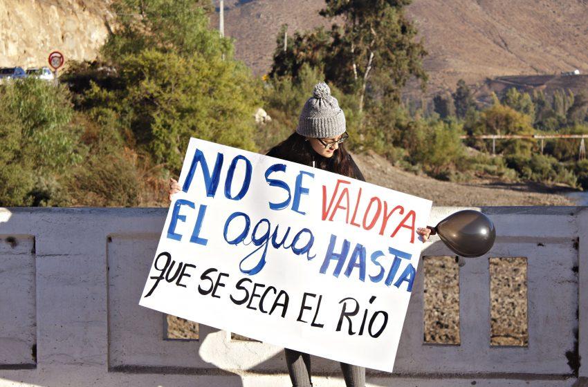 Agua: ¿anticipo de nueva Constitución?