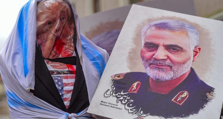 Teherán amenaza con eliminar a Israel «de la faz de la Tierra» si Estados Unidos agrede a Irán