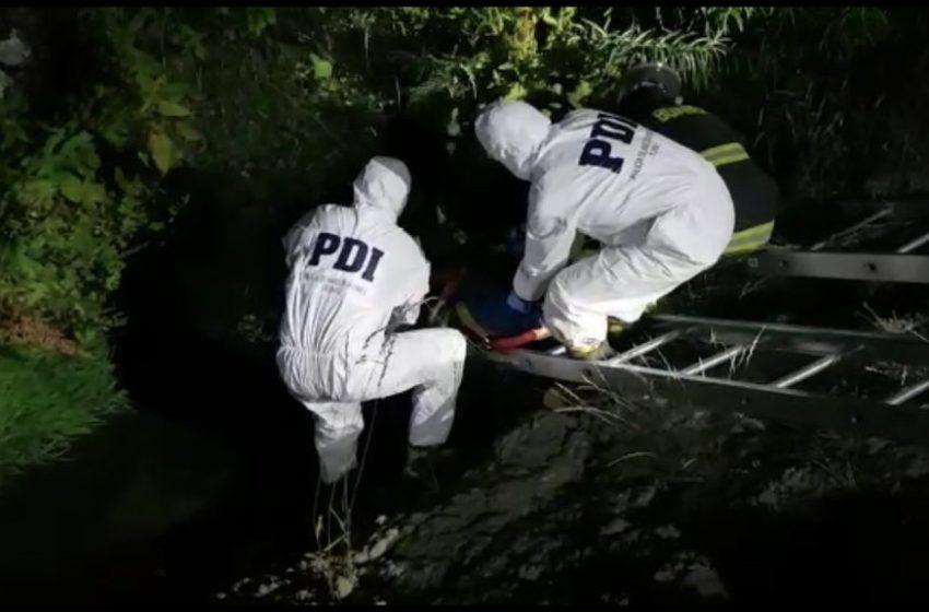 Investigan muerte e identifican a NN hallado en estero Natales