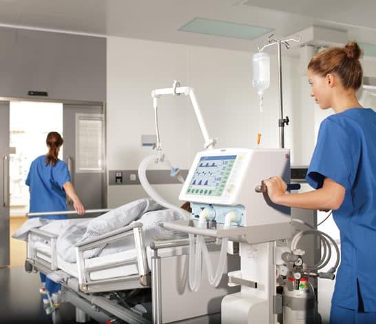 Trasladan ventilador mecánico de Hospital Augusto Essmann a Punta Arenas.Medida es resistida por personal de salud del centro asistencial natalino