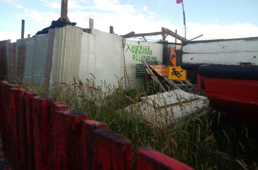 De Twitter. Denuncian foco de contaminación y ranchos ilegales en la Costanera