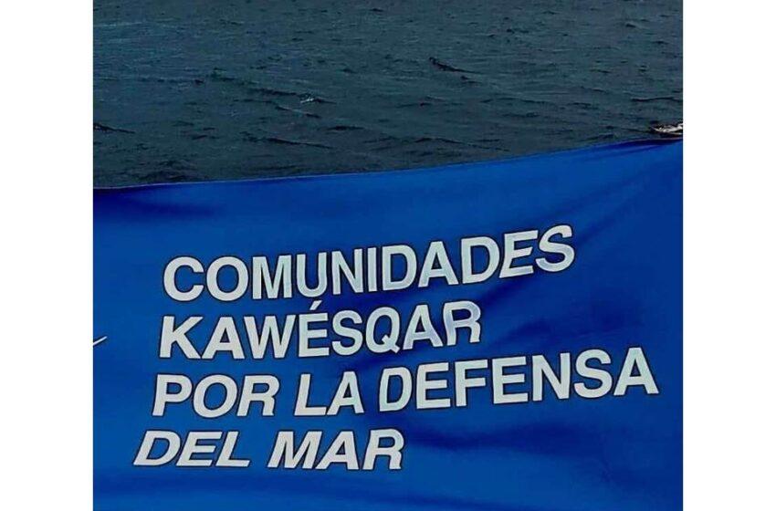 Concesiones salmoneras en Reserva Nacional Kawésqar: Comunidades Indígenas acusan Colusión entre Estado y empresarios del salmón
