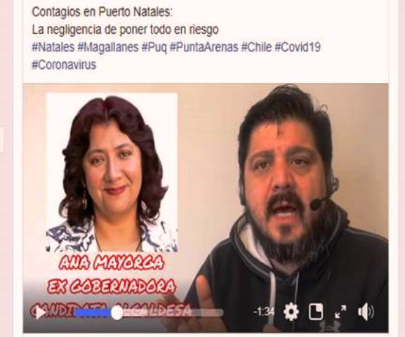 Contagios en Puerto Natales: la negligencia de poner todo en riesgo