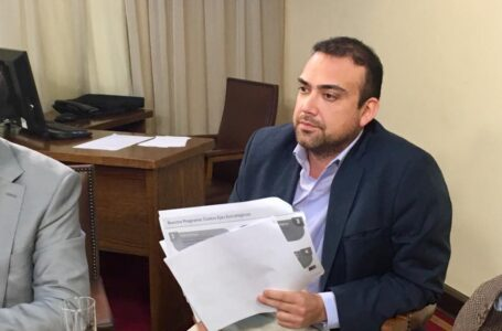 Diputado Bianchi denuncia un posible maltrato a adulta mayor en Hogar de Ancianos de Natales