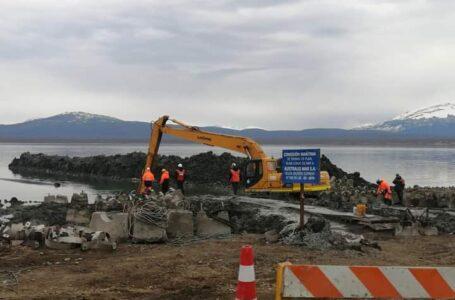 Transnacional China construye mega planta salmonera en Patagonia chilena y genera rechazo de la ciudadanía local