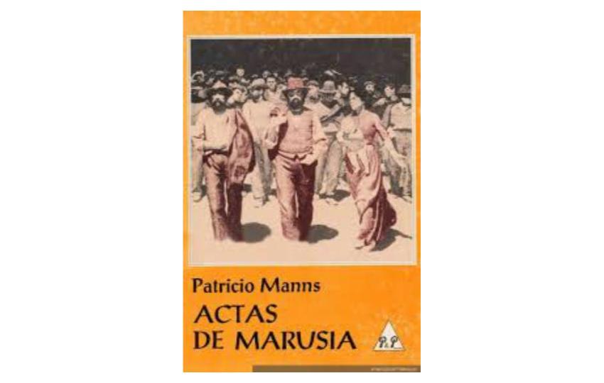 LECTURAS EN TIEMPOS DE PANDEMIA:  ACTAS DE MARUSIA
