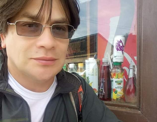 El ciudadano Osvaldo Sánchez