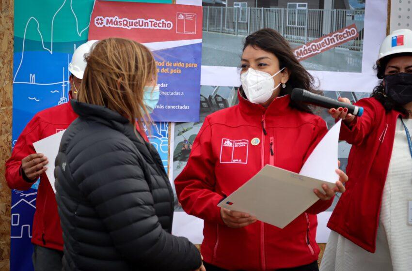 Entregaron 42 viviendas sociales y 150 subsidios habitacionales en Puerto Natales