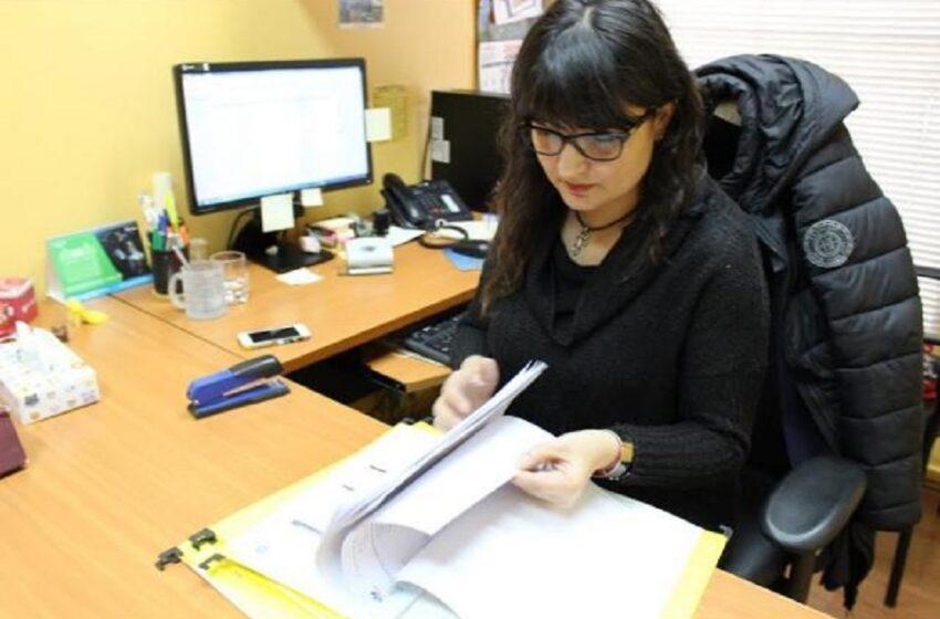 Fiscal Lorena Carrasco se refiere a procedimiento de búsqueda de una persona en Seno Obstrucción