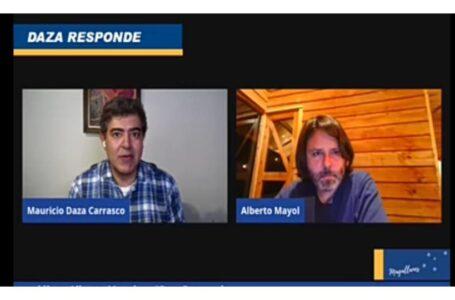 Mauricio Daza y Alberto Mayol conversan sobre la concentración económica y modelo político-económico vigente en nuestro país