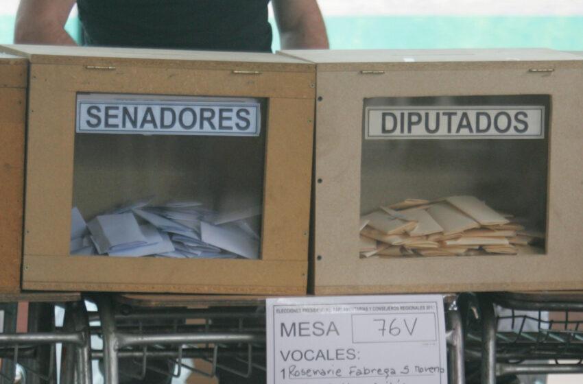Sistema electoral para el proceso constituyente y la promulgación de la ley N°21.216