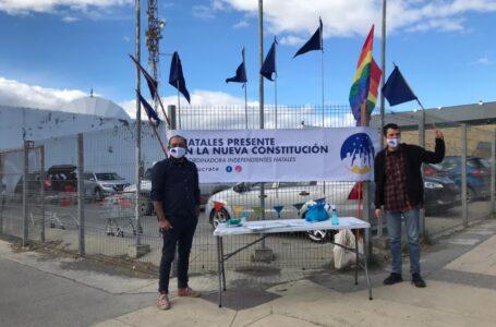 CANDIDATO A CONSTITUYENTE ORGANIZÓ MESA INFORMATIVA  SOBRE EL PROCESO CONSTITUYENTE