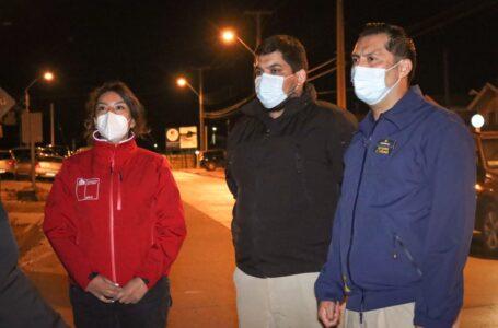 Operativo en la noche de viernes terminó con una veintena de detenidos