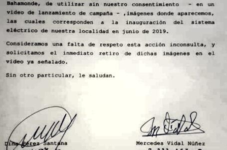 Malas prácticas: vecinos de Puerto Prat denuncian y acusan uso de imágenes en campaña de Ana Mayorga sin autorización de los afectados