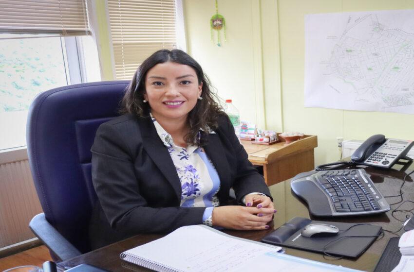 Gobernadora Ericka Farías refuerza el llamado a la comunidad para postular al segundo pago del IFE Covid