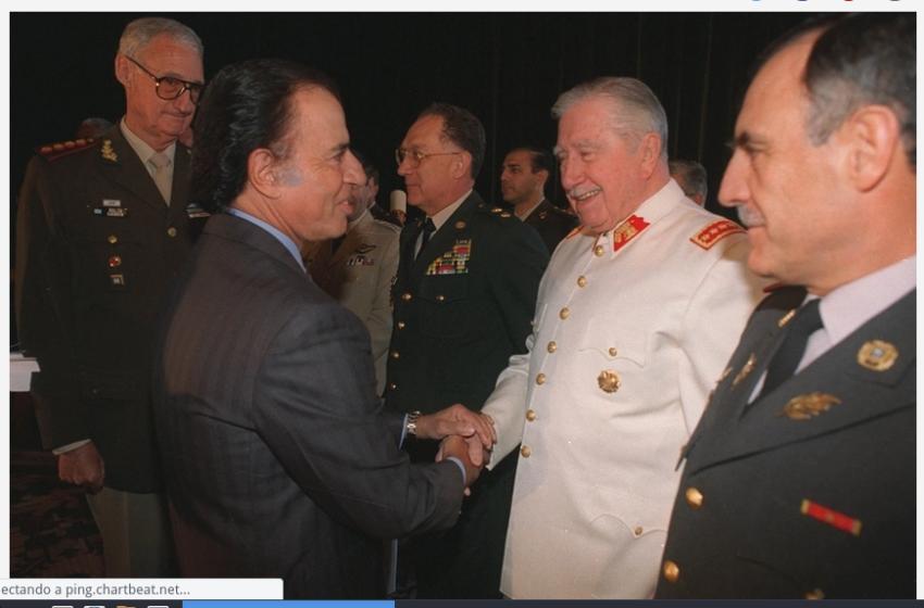 La muerte de Carlos Menem y el Indulto: los organismos de Derechos Humanos ni olvidan ni perdonan
