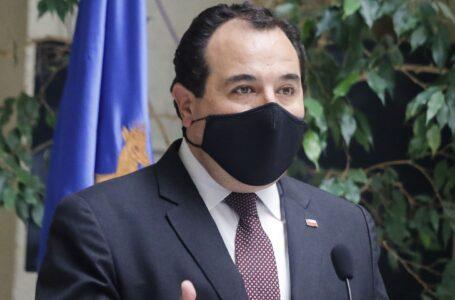 El discurso del Subsecretario Juan Francisco Galli donde hace un llamado contra la violencia