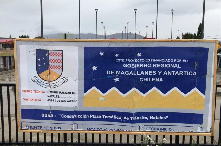 Plaza Temática del Tránsito: fuera de plazo, con serias fallas y deficiencias, ¿el municipio habrá cursado las multas respectivas?…