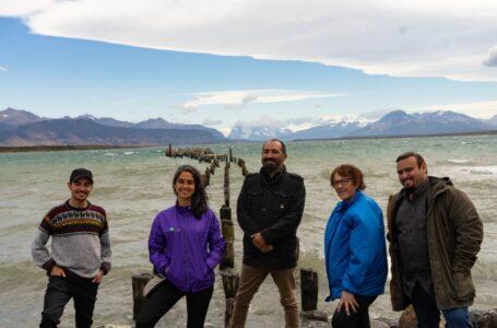 Candidatos constituyentes de la Coordinadora Social de Magallanes visitan Natales