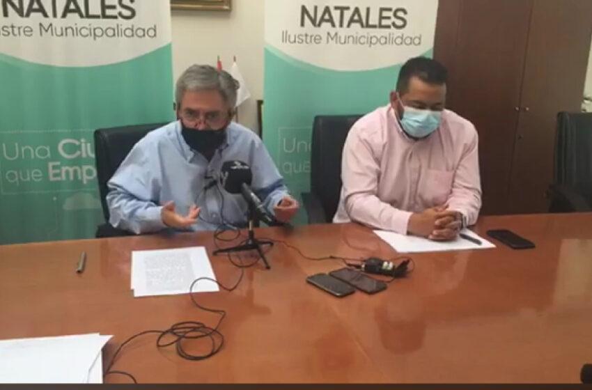 Alcalde Paredes monta en cólera y anuncia querella en contra de Alejandro Sobarzo