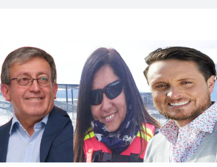 Los candidatos pro-salmoneros en las elecciones de alcaldes y constituyentes del sur de Chile