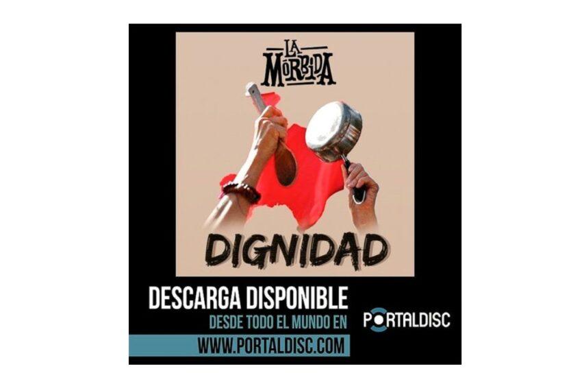 La Mórbida celebra nueve años de vida con lanzamiento virtual de nueva canción titulada  «Dignidad»
