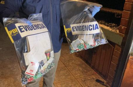 PDI detiene a 12 personas por apuestas clandestinas en Punta Arenas