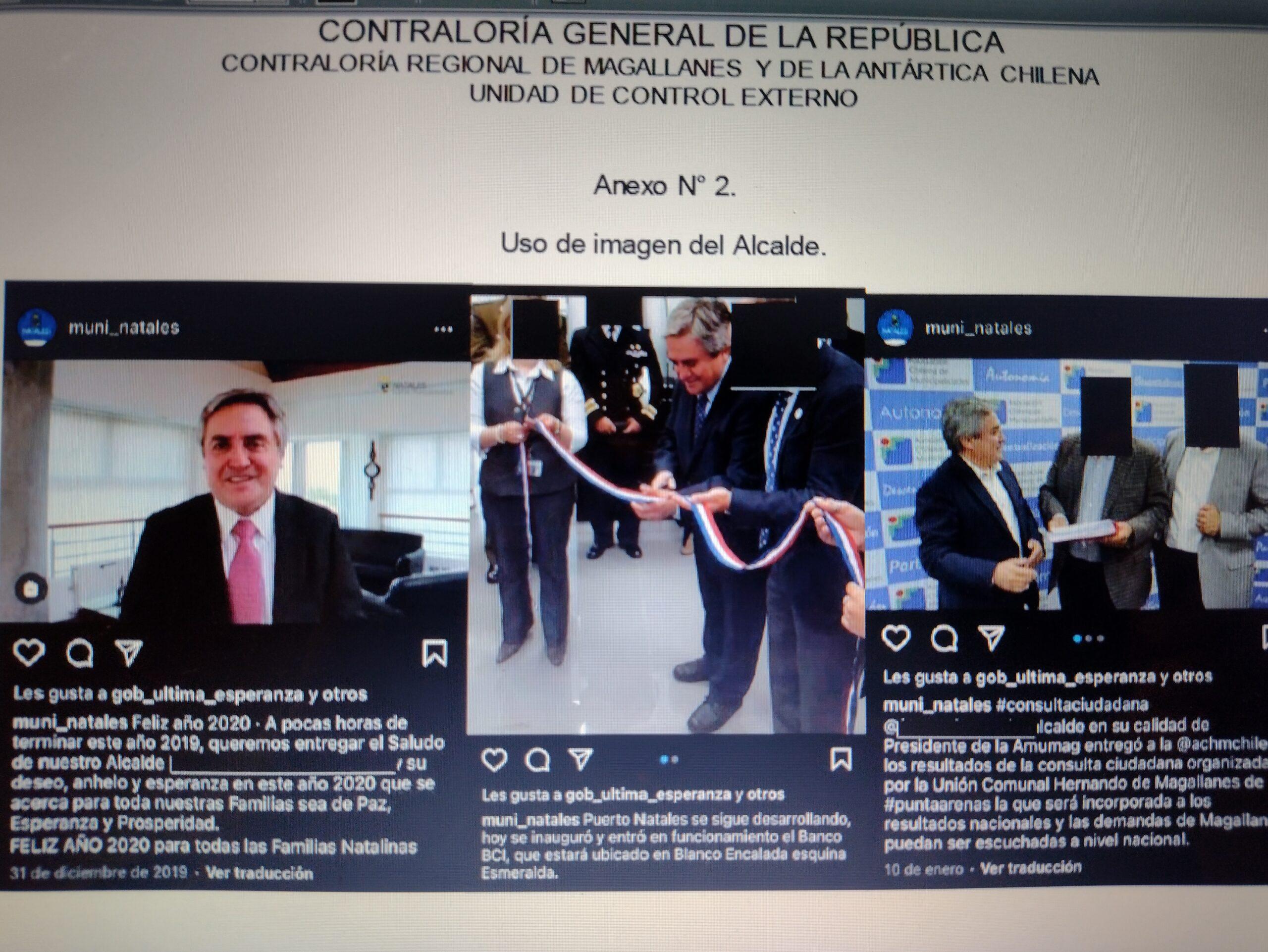 El ocaso de un alcalde: la despedida de Fernando Paredes de la vitrina municipal de Natales y las objeciones de Contraloría Regional de Magallanes ante gastos en publicidades a través de medios de comunicación