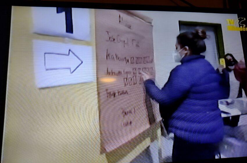 En Desarrollo. Amplia ventaja para Antonieta Oyarzo en primeros conteos de mesas en la elección a la alcaldía de Natales