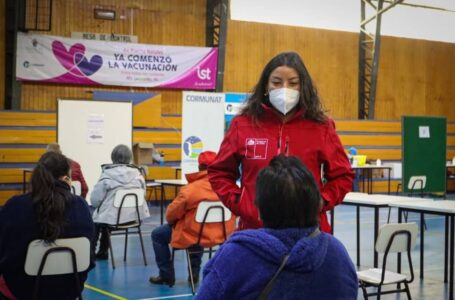 Gobernadora de Última Esperanza refuerza el llamado a la población rezagada para vacunarse contra el Covid-19