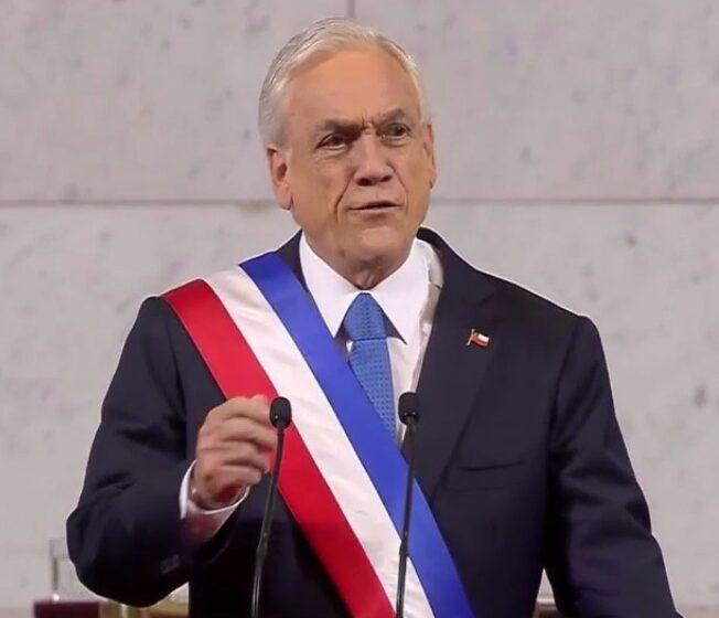 Cuenta Pública de Sebastián Piñera: 7 en elección de palabras, 1 en empatía y 0 credibilidad