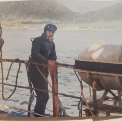 Morir trabajando en la Industria salmonera chilena