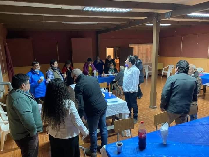 PDC de Puerto Natales ya tiene terna de precandidatos para la elección al Consejo Regional de Magallanes