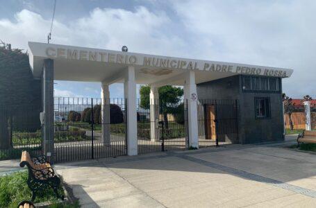 Anuncian rebajas a tarifas del cementerio con carácter retroactivo