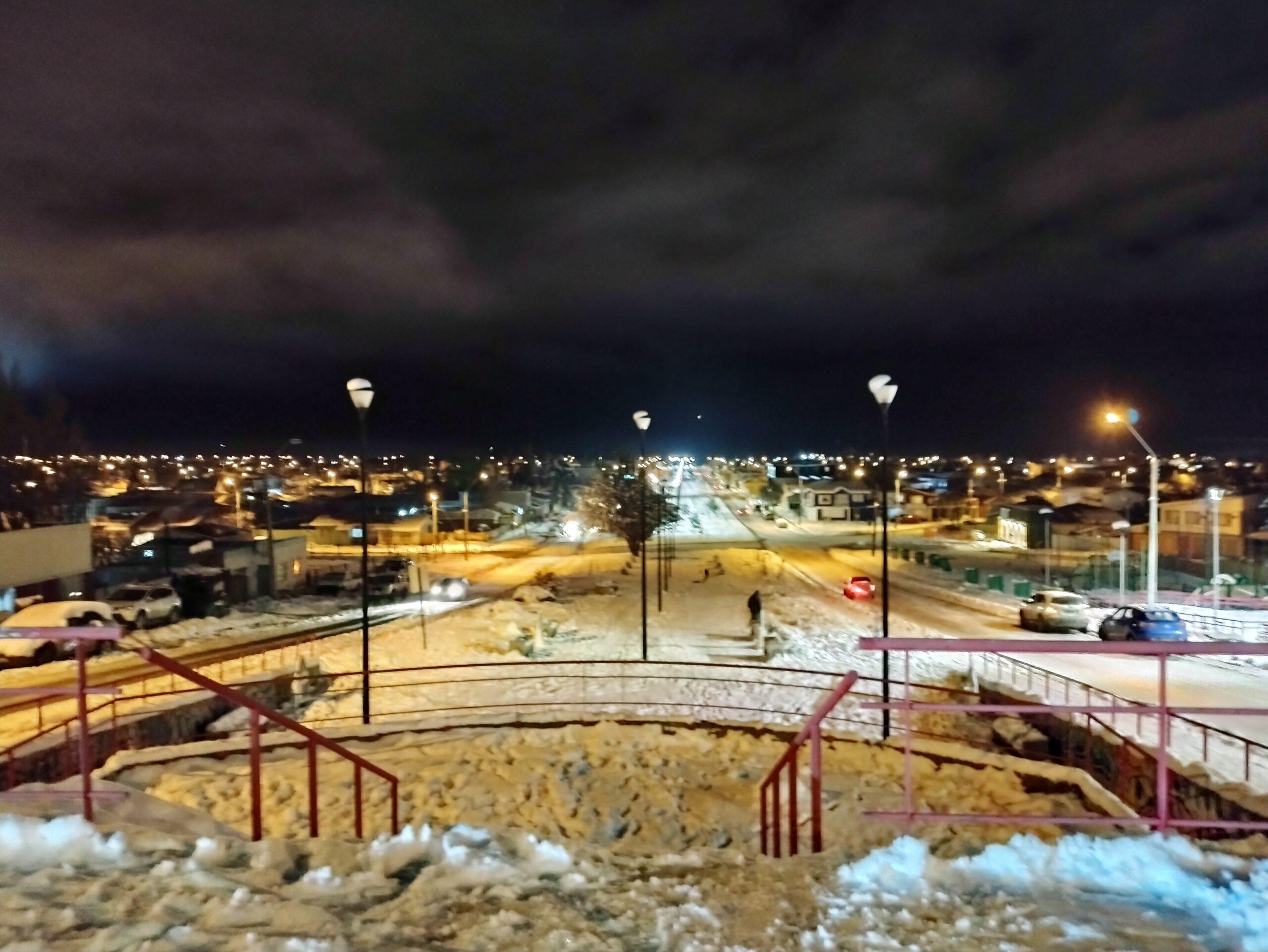 Municipio inició reposición de luminarias en sectores de Natales